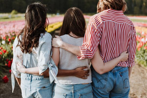 Mis amigas son importantes