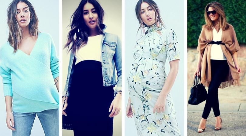 dfea9817c 4 formas de vestirte si estás embarazada - Asuntos de Mujeres