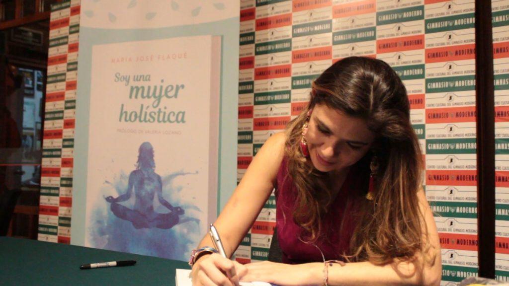 Entrevista a María José Flaqué en Asuntos de Mujeres