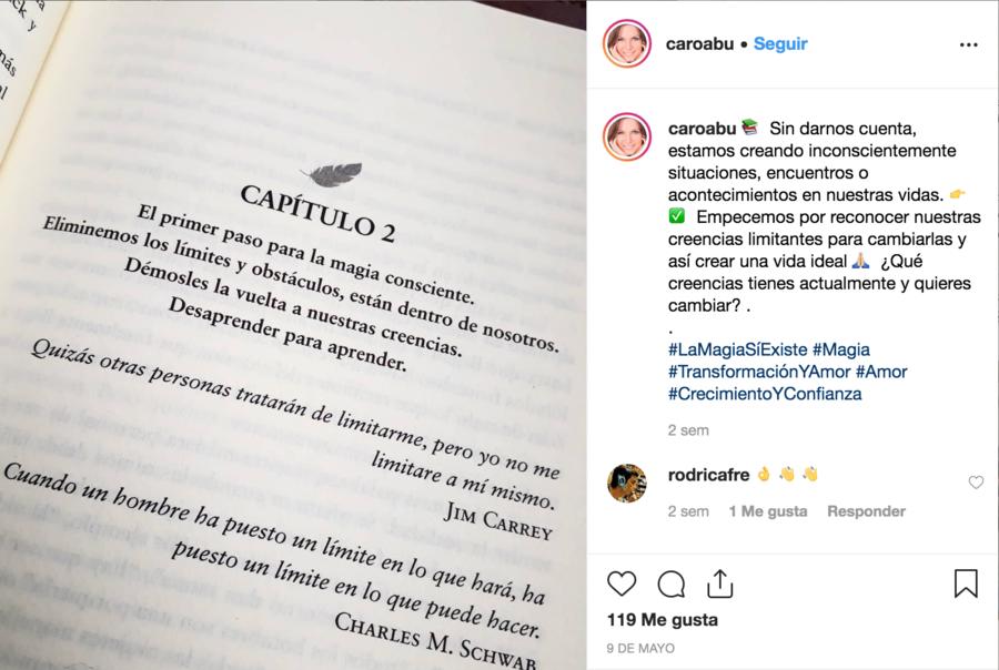 Entrevista a Carolina Angarita en Asuntos de Mujeres