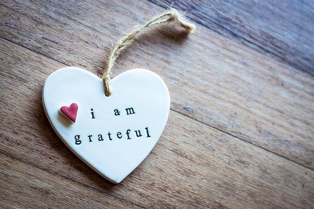 Cuáles son los beneficios de ser agradecido