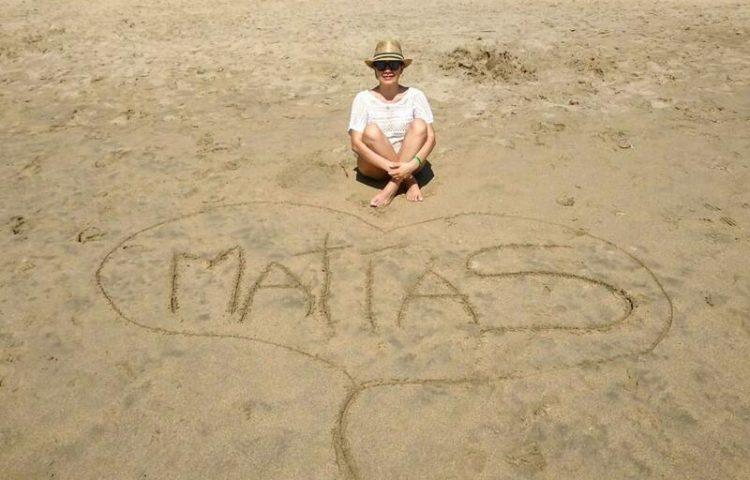 La mamá de Matías da un balance sobre el primer año sin su bebé