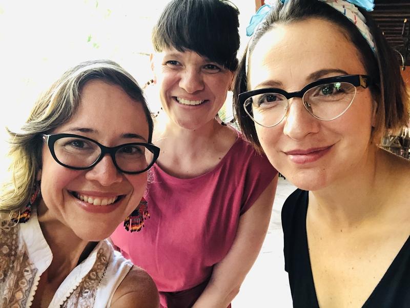 Entrevista a las autoras de La vida Láctea en Asuntos de Mujeres