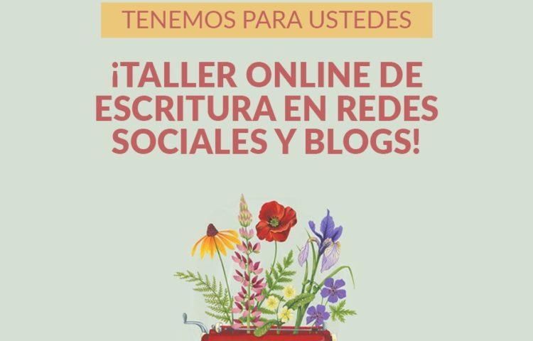 Cómo escribir en redes sociales y blogs con Asuntos de Mujeres