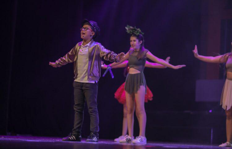 Bailar también es cosa de niños