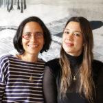 Maria Luisa Mejía y Doris Castellanos