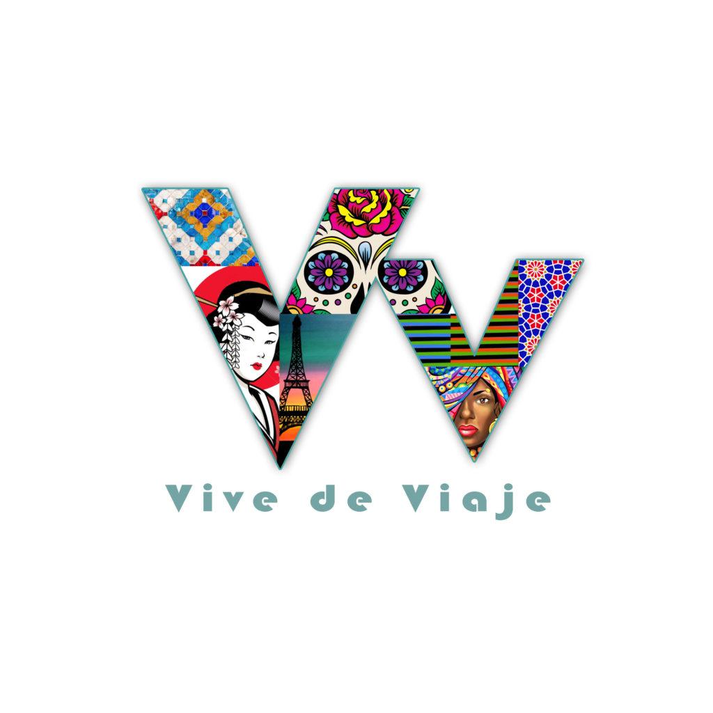 Logo Vive de Viaje Bettina Russian