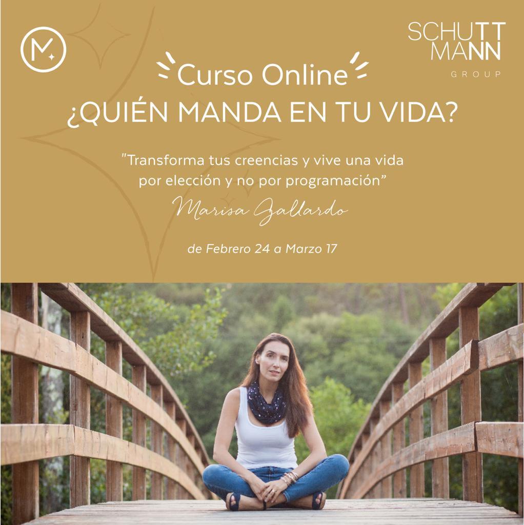 Curso de Marisa Gallardo en Colombia