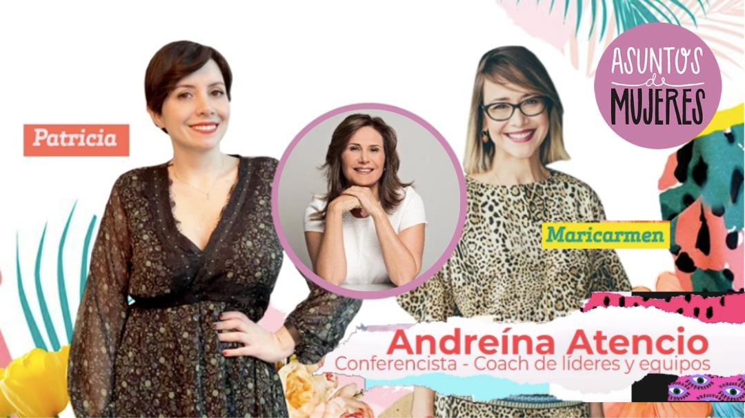 Andreina Atencio en Asuntos de Mujeres