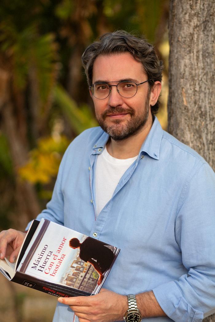 Máximo Huerta en Asuntos de Mujeres