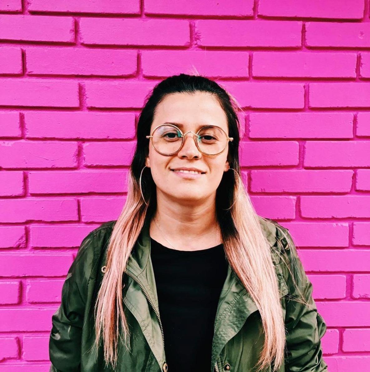 Laura Benítez, creadora de Wikigrillas