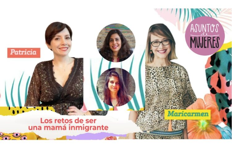 Podcast de Asuntos de Mujeres Mamá inmigrante