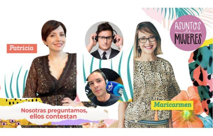 Podcast de Asuntos de Mujeres con Alex Goncalves y Esteban Hernandez
