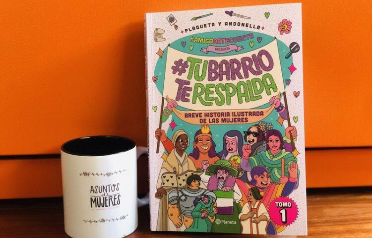 #TuBarrioTeRespalda Asuntos de Mujeres