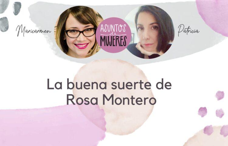 Rosa montero banner